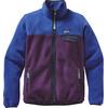 Patagonia W's Snap-T Full-Zip Jacket Panther Purple